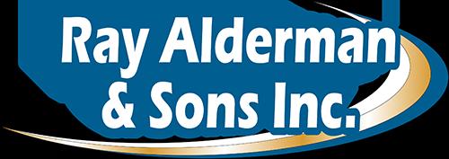 Ray Alderman & Sons Inc. Logo