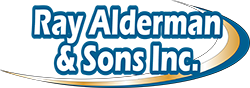 Ray Alderman & Sons Inc. Logo